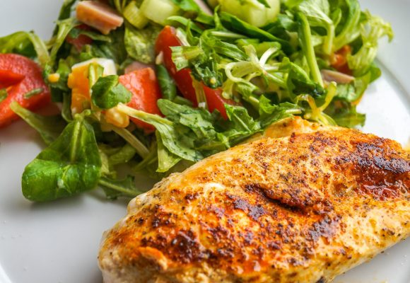 Cajun Marinated Chicken Breast